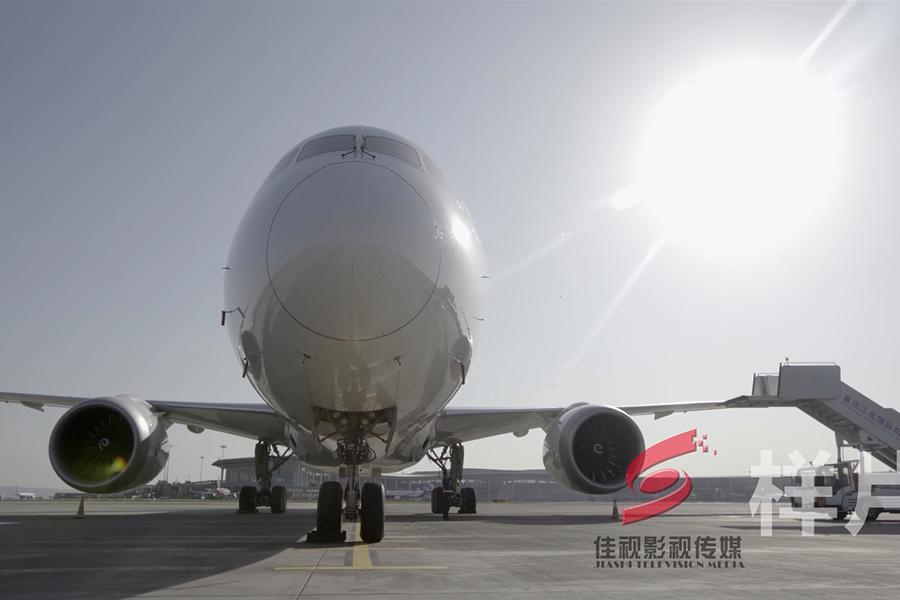 重庆江北国际机场宣传片